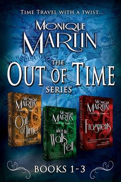 This box set contains three complete novels: Books 1-3 of the Out of Time Series.  Out of Time: A Time Travel Mystery (Book #1) Mystery, romance and adventure… Professor Simon Cross … Book 1, This Book, Fallen Book, Time Series, Time Out, Time Travel, Revenge, Audiobooks, Novels