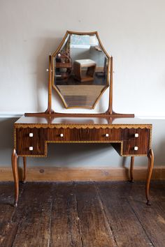 Art Deco Mirrored Dressing Table | Art_Deco_Dressing_Table_as285a363z