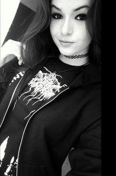 Ladies Of Metal, Metal Girl, Grunge Fashion, Gothic Fashion, Black Metal, Heavy Metal, Rocker Chick, Metal Albums, Goth Beauty