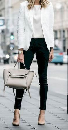 25 professionelle Hosen Outfit die super billig sind 00005 Litledress 25 professional pants outfit which are super cheap 00005 litledress Summer Work Outfits, Casual Work Outfits, Work Attire, Office Outfits, Work Casual, Fall Outfits, Office Attire, Classy Womens Outfits, White Pants Outfit Spring Work