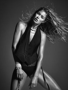 Our Top Ten Supermodels in the Best of Spring Fashion - Photo 6 | W Magazine | Doutzen Kroes