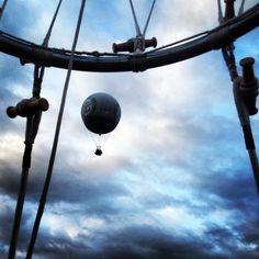 Información y reservas para volar en globo: http://www.siempreenlasnubes.com