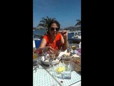 Marmarina Saraylı'nın misafirlerinden,kahvaltı yorumları. - YouTube