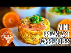 Mini-Breakfast Casseroles Breakfast, Meal Prep, Video Fit Men Cook Built in the Kitchen; Sculpted in the Gym. Eat Breakfast, Breakfast Casserole, Breakfast Recipes, Sausage Breakfast, Breakfast Ideas, Meal Prep For The Week, Me Time, Cooking Recipes, Fit Men