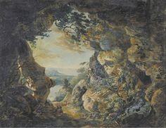 Joseph Mallord William Turner - 1775 - 1851, 1791 / 22 x28.5 / Museum and Art Gallery, Bristol