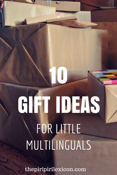 10 gift ideas for little multilinguals Study French, Learn French, Learn Brazilian Portuguese, Portuguese Lessons, French For Beginners, World Languages, Foreign Languages, French Resources, Learn A New Language