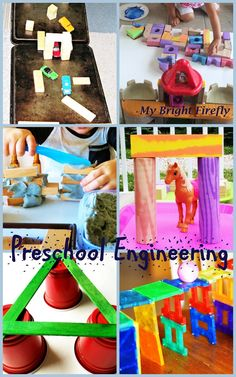 My Bright Firefly: Fun STEM Challenges in the Block Center for Preschool and Kindergarten