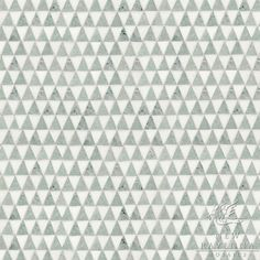 geometric / tile / triangle / marble / white / green