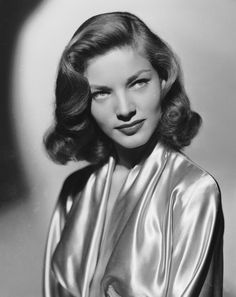 Lauren Bacall - September 16, 1924 – August 12, 2014