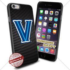Villanova Wildcats, Logo NCAA Sunshine#2416 Cool iPhone 6 - 4.7 Inch Smartphone Case Cover Collector iphone TPU Rubber Case Black SUNSHINE-HAPPY http://www.amazon.com/dp/B011SHSFDW/ref=cm_sw_r_pi_dp_nyI.vb1D3CAXJ