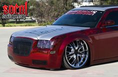 2006 Chrysler 300 On 24-inch Ultra Wheels - Rides Magazine