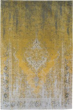 Chenille and wool Louis de Poortere Fading World Generation Rugs | Rugs Direct