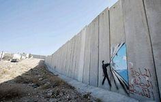 Gaza. Lo strappo nel muro. Gaza. The rip in the Wall.