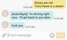 Find and save fuck you Memes Funny Car Memes, Memes Humor, Funny Fails, Funny Texts, Humor Videos, Boss Babe, Meme Page, Funny Sites, Tony Hawk
