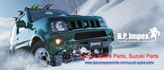 All There is to Know About The Exteriors & Interiors of Suzuki Jimny | Those intending to buy the upcoming Suzuki Jimny need not worry about Suzuki spare parts as these are readily available with BP Auto Spares India. https://goo.gl/NrB89n