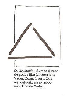 de driehoek ik geloof deel 4B blz9