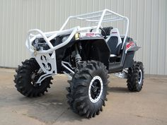 """RZR 900 4"""" LIFT the most awesome ever"""
