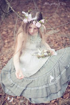 Easter Fairy by loretoidas, via Flickr