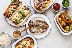 Hot Dog Toppings   The Modern Proper