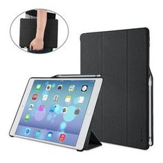Ipad Pro 12.9 Case With Pencil Holder Cool Housse Stand Folio Ipad Pro 97 En Tissu  Ipad Pro 97 Cases