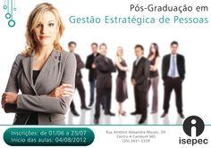 Pós Graduação - Isepec (flyer - frente)