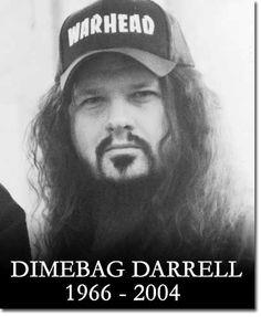 Damage Plan and Pantera's  Dimebag Darrell  August 20, 1966 – December 8, 2004