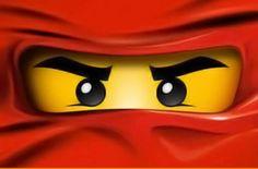 Ninjago image for reuse - masks for goody bags, balloons