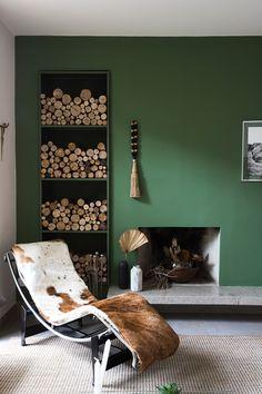 Open House Bruna Lucchesi | Casa de Valentina Gazebo, My Dream Home, Open House, Entryway Bench, House Tours, Living Room Designs, Couch, Interior Design, Furniture