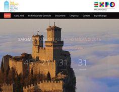 Expo 2015 Milano Blog: San Marino pavilion at Expo 2015 Milano... the Web...