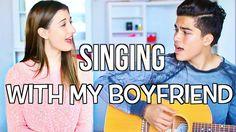 Singing With My Boyfriend!   Maybaby