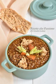 Great Recipes, Soup Recipes, Dog Food Recipes, Vegetarian Recipes, Good Food, Yummy Food, Latest Recipe, I Foods, Italian Recipes