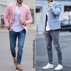 Mens Fashion Smart – The World of Mens Fashion Blazer Outfits Men, Mens Fashion Blazer, Mens Fashion Wear, Stylish Mens Outfits, Suit Fashion, Formal Men Outfit, Formal Dresses For Men, Formal Outfits, Mode Costume