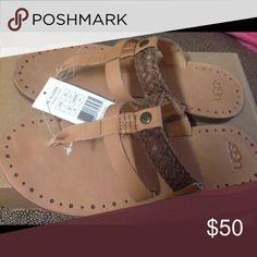 Brand new ugg flip flop Brand new ugg flip flop........ UGG Shoes Sandals