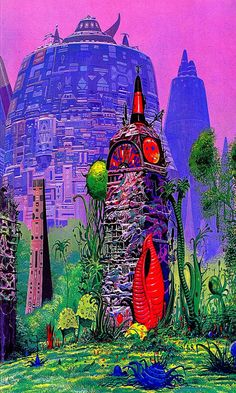 Ruins of Trantor // Angus Mckie