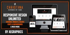 Review Christina - Responsive WordPress ThemeThis site is will advise you where to buy