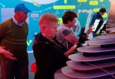 Las nuevas tecnologías y las #redessociales también tienen cabida entre las personas #mayores