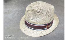 Stetson chapeau Fernley Toyo femme #stetson #panama #hat #chapeau