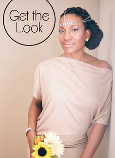 Get the Look | Natural Wedding Makeup - Reset Your Crown
