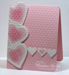 QFTD120 She's Got Heart CKM by LilLuvsStampin - Cards and Paper Crafts at Splitcoaststampers