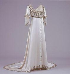 Evening Dress 1911-1913 Brighton & Hove Museum by lula