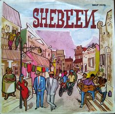 ElectricJive: Shebeen (1959): South African Jazz musical
