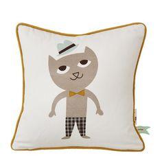 Ferm Living Kussen Cat | LOODS 5 | Design | Jouw stijl in huis meubels & woonaccessoires
