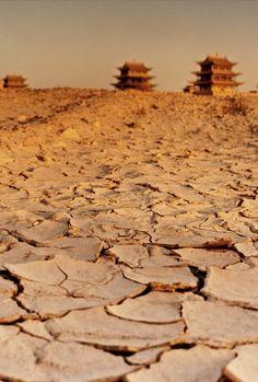Desert Landscape   Photo by Johnathan Kos-Read