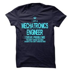 I am a Mechatronics Engineer - #tshirt bag #tumblr hoodie. ORDER NOW => https://www.sunfrog.com/LifeStyle/I-am-a-Mechatronics-Engineer-33097622-Guys.html?68278