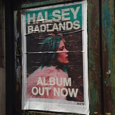 not a band but still I LOVE HER HALSEY