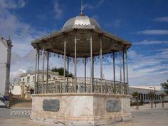 Reanimar os Coretos em Portugal: Palmela