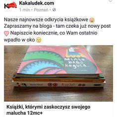 Na blogu nowy wpis o książkach  Nasze najnowsze odkrycia  A co Wam ostatnio wpadło w oko? #ksiazki #książki #books #dzieci #kids #adamada #egmont #mamania #kakaludek #blog #parentingowy #poznan #poznań #polska #poland