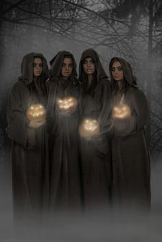 Samain:  #Samain Witches.
