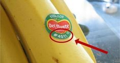 Si vous voyez cette étiquette sur un fruit ou un légume, évitez à tout prix de l'acheter. La raison va vous laisser sans voix