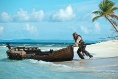 Still of Johnny Depp in Pirates of the Caribbean: On Stranger Tides
